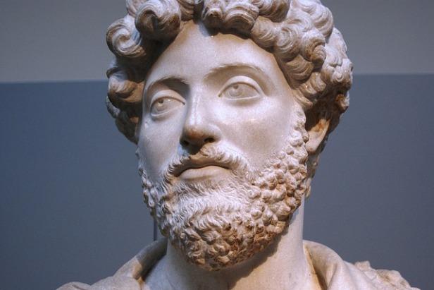 Marcus Aurelius - 1800 vuotta vanha filosofi